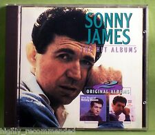 Sonny James: The Hit Albums includes The Best of Sonny James & Only The Lonely