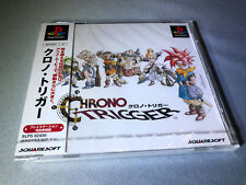 Ps One Chrono Trigger PS 1 Sony Playstation Japan Import