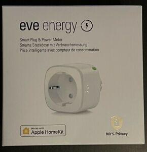 Elgato Eve Energy Steckdose Apple Homekit kompatibel Bluetooth