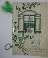 Vintage Mrs K's Toll House Silver Spring Maryland Restaurant Menu