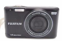 Fujifilm FinePix JX500 14MP 2.7'' SCREEN 5X Digital Camera (NO BATTERY)