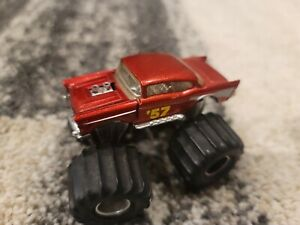 MATCHBOX SUPER CHARGERS '57 CHEVY MONSTER TRUCK VERY RARE 1987