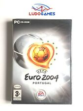 Euro 2004 PAL/SPA PC Sealed Nuevo Brand New Retro Precintado