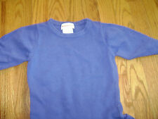 AMERICAN GIRL 2013 SAIGE MEET DRESS for GIRLS size 6 runs 4 BLUE RETIRED RARE
