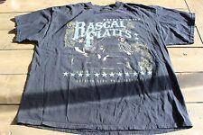Rascal Flatts 2011 Concert Tour Shirt 2XL