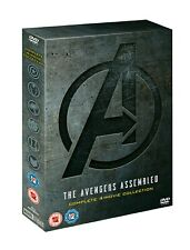 Avengers: 4-movie Collection (Box Set) [DVD]