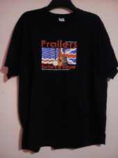 FRAILERS GUITARS AND BANJOS MUSIC SHOP T SHIRT 89 CHURCH STREET RUNCORN UK 2XL