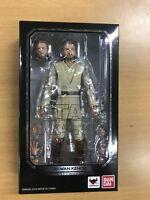 S.H.Figuarts Star Wars Obi-Wan Kenobi Attack Of The Clones Figure Bandai