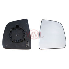 VAUXHALL COMBO 2012->2017 DOOR/WING MIRROR GLASS,HEATED & BASE PLATE,RIGHT SIDE