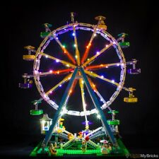 LED-Beleuchtungs-Set für LEGO® Riesenrad Ferris Wheel 10247 Light my Bricks