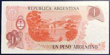 ARGENTINE 1 PESO (1983-84) UNC