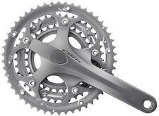 Shimano manivela set Claris fc-2403 50/39/30 3x8-especializada bicicleta de carreras 175 mm octalink nuevo