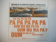MUSIQUDE DE LA PUB RENAULT LAGUNA, BEWARE OF CHEAP IMITATIONS [ CD SINGLE NEUF ]