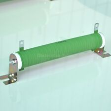 8 ohm 100 Watts High Power Ceramic Tube Resistor, 100W
