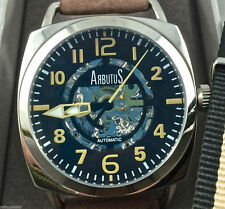Men's Luxury Matte Analogue Wristwatches