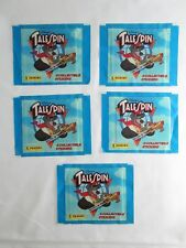 Disney's TAIL SPIN Collectible Stickers - 5 packs
