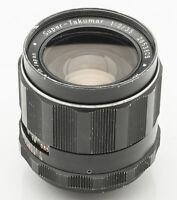 Asahi Super Takumar Super-Takumar 35mm 35 mm 1:2 2 - M42 Anschluss