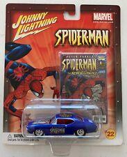 Johnny Lightning Marvel Spider-Man Peter Parker #22 DieCast,1:64,(B53)