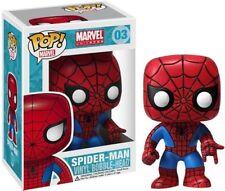FIGURINE FUNKO POP SPIDER-MAN MARVEL 03