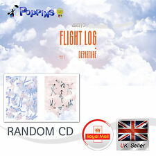 GOT7 Mini album FLY FLIGHT LOG : DEPARTURE Al azar Versión CD K-POP
