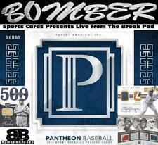 Chicago White Sox 2016 Panini Pantheon FULL Case 4 Box Index Card Break 2