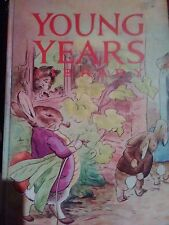 YOUNG YEARS LIBRARY BEST LOVED STORIES VERSE AND FABLES 1965  VOLUME 2