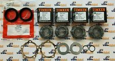 Land Rover Defender Front or Rear Wheel Bearing Kit x2 94 onwards OEM