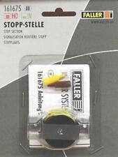 """Faller 161675 H0/ N - CAR- SYSTEM """" Stoppstelle """" NEU & OvP"""