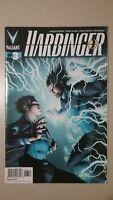 Harbinger #3 (2012) 1:20 Patrick Zircher variant Valiant Comics 1st Livewire