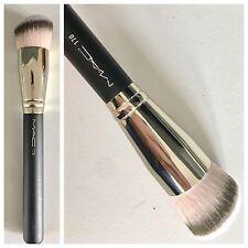 Mac 170 Brand Feel Synthetic Rounded Slanted Brush for blending foundation