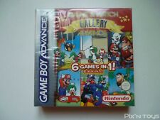 Jeu Nintendo Game Boy Advance GBA Game & Watch Gallery Advance [ Neuf Blister ]