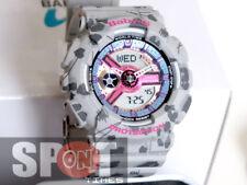 Casio Baby-G Flower Leopard Ladies Watch BA-110FL-8A