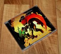 The Legend of Zelda Ocarina of Time 3D Soundtrack CD Nintendo Promo New Sealed