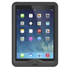 Nuud LifeProof Case for iPad Air 2 Black - Ip68 Rated Waterproof