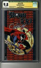 Spawn # 300 - NYCC Silver - CGC 9.8 WHITE Pages - SS5X Todd McFarlane