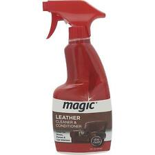 Magic Leather Restorer / Conditioner 14oz Spray Polish