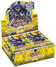 I Nuovi Sfidanti 24 Booster Box 24 Buste YU-GI-OH! NUOVO in ITALIANO
