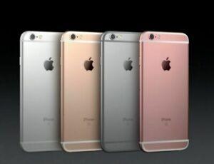 Apple iPhone 6s Factory Unlocked 4G LTE Capacity 16 32 64 128 Smartphone - Used