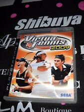 PS3 Game Virtua Tennis 2009 used