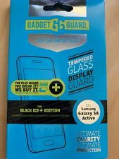 Gadget Guard Screen Protector for Samsung Galaxy S8 Active (Tempered Glass)