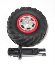 Playmobil Taxi 3199  Halter schwarz für Rad Achse     Ersatzteil