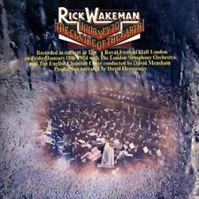 Journey to The Centre of The Earth 0075021315624 by Rick Wakeman CD
