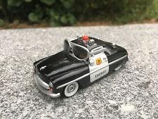 Mattel Disney Pixar Cars Road Trip Route 66 Sheriff Metal Toy Car New Loose