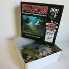 """Extreme Vision Lenticular 500 Piece Jigsaw Puzzle 3D """"Whistling Thru the Dawn"""""""