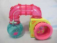 Littlest Pet Shop Hamster Hideout Tube Wheel Playground Playset Accessory