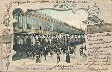 PERU LIMA PORTAL DE BOTONEROS LA BANDA DE ARTILLERIA EDUARDO POLACK 693