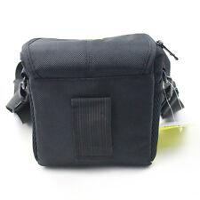 UK B27-2 Digital DSLR SLR Camera Lens Shoulder Case Bag for Nikon Canon EOS Sony