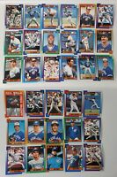 1990 Topps Toronto Blue Jays Team Set of 36 Baseball Cards With Traded