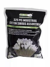 Industrial Cotton Swabs 325 Piece