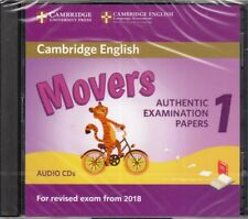 Cambridge English MOVERS 1 for Exam from 2018 Official Material AUDIO CD @New@